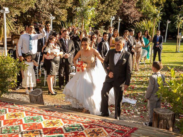 El matrimonio de José y Constanza en San José de Maipo, Cordillera 27