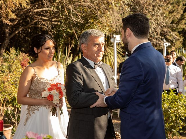 El matrimonio de José y Constanza en San José de Maipo, Cordillera 29