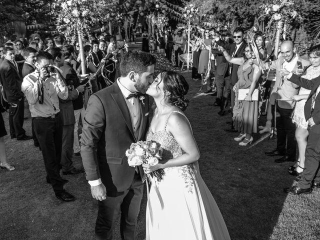 El matrimonio de José y Constanza en San José de Maipo, Cordillera 49