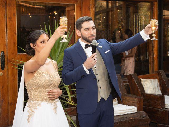 El matrimonio de José y Constanza en San José de Maipo, Cordillera 52