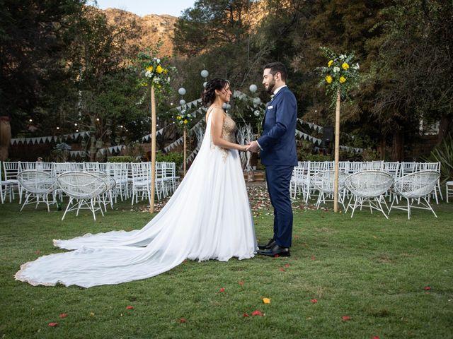 El matrimonio de José y Constanza en San José de Maipo, Cordillera 61