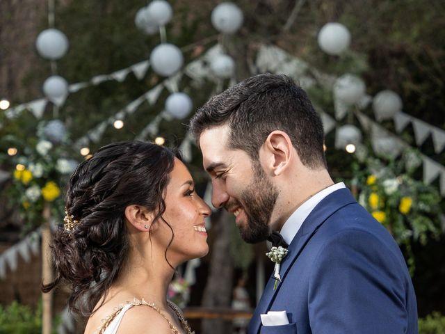 El matrimonio de José y Constanza en San José de Maipo, Cordillera 62