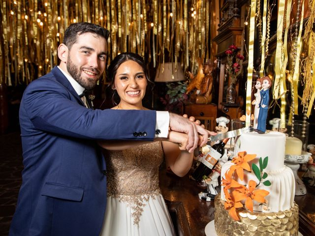El matrimonio de José y Constanza en San José de Maipo, Cordillera 76
