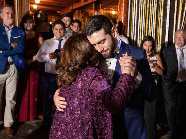El matrimonio de José y Constanza en San José de Maipo, Cordillera 87