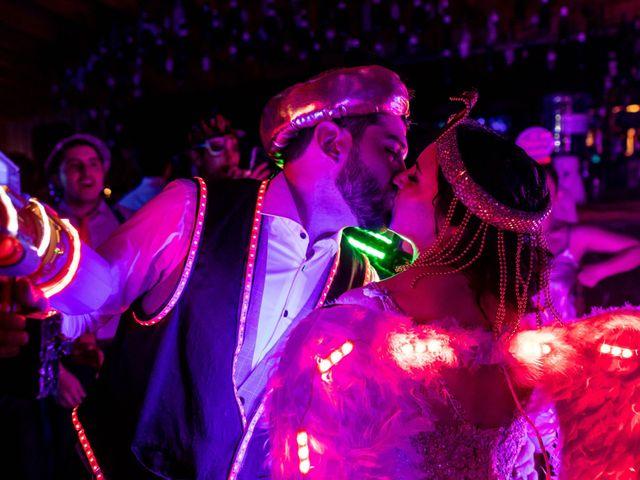 El matrimonio de José y Constanza en San José de Maipo, Cordillera 108