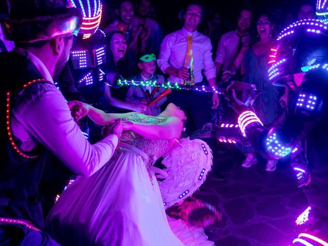 El matrimonio de José y Constanza en San José de Maipo, Cordillera 114
