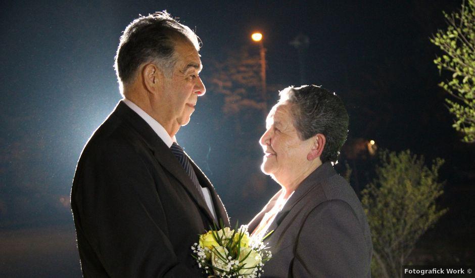 El matrimonio de Orlando y Ana en San Fernando, Colchagua