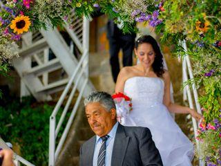 El matrimonio de Karin y Yerko 3