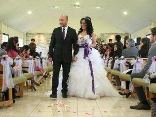 El matrimonio de Carmen  y Leonardo  1