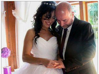 El matrimonio de Carmen  y Leonardo  2