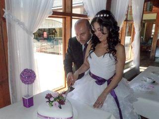 El matrimonio de Carmen  y Leonardo