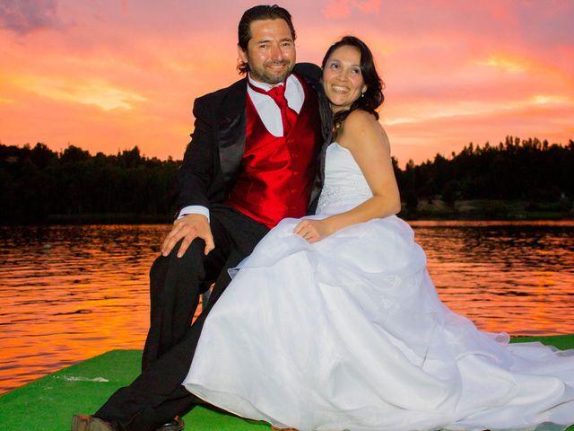El matrimonio de Karin y Yerko