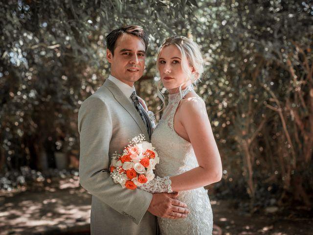 El matrimonio de Ania y Ale