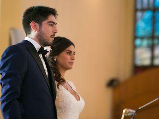 El matrimonio de Valentina y Renato 1