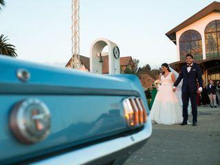 El matrimonio de Valentina y Renato 2