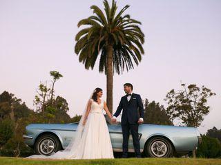 El matrimonio de Valentina y Renato 3