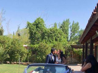 El matrimonio de Felipe y Katty