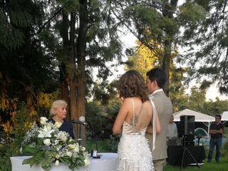 El matrimonio de Karla y Manuel 1