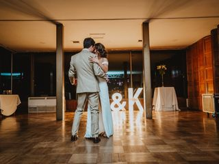 El matrimonio de Karla y Manuel 2