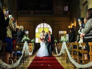 El matrimonio de Dominique y Óscar 3