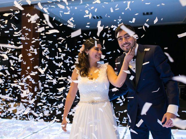 El matrimonio de Valentina y Renato