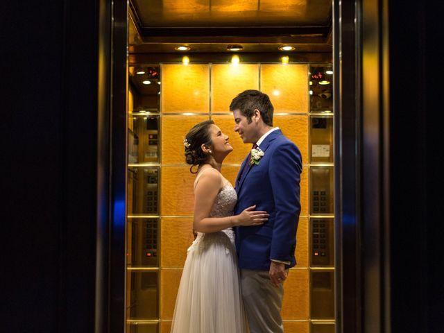 El matrimonio de Macarena y Luis