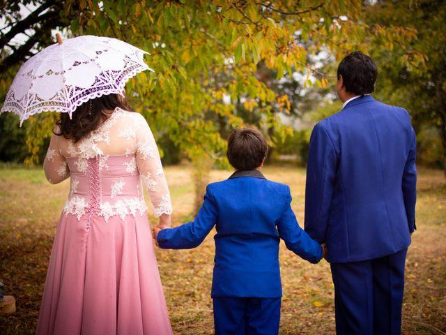 El matrimonio de Ingrid y Gonzalo