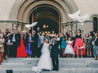El matrimonio de Karla y Esteban