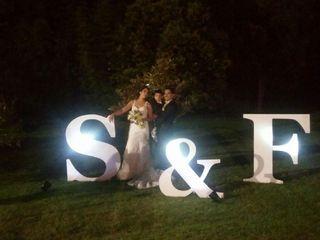 El matrimonio de Soledad y Felipe 1