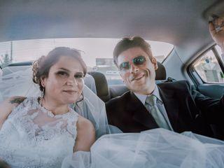 El matrimonio de Karla y Pablo