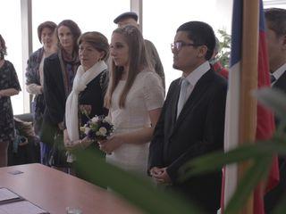 El matrimonio de Álvaro y Luana 2