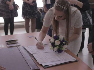 El matrimonio de Álvaro y Luana 3