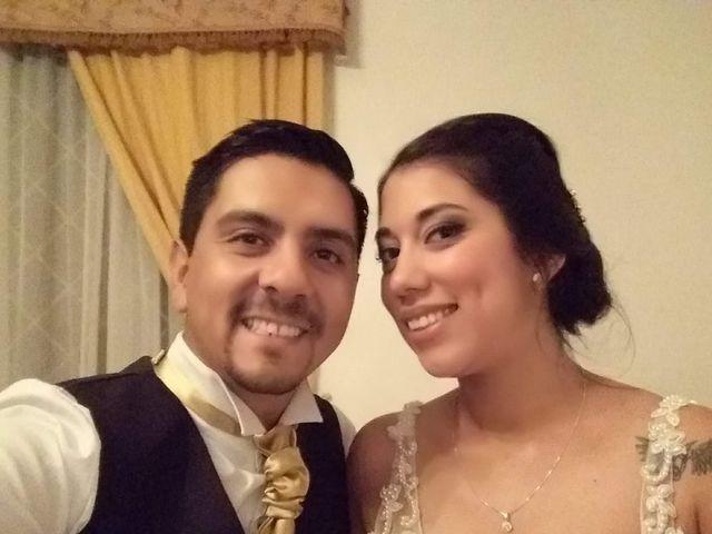 El matrimonio de Soledad y Felipe