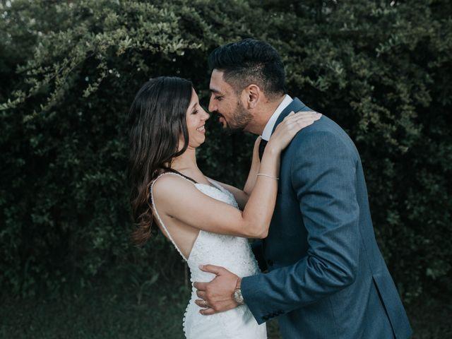 El matrimonio de Priscilla y Moisés