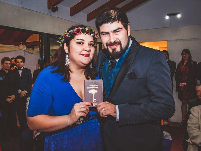 El matrimonio de Elicia  y Ronald