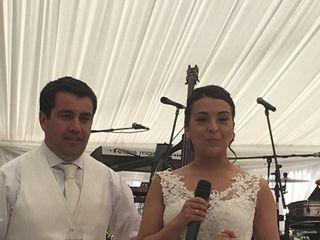 El matrimonio de Yesenia  y Francisco  1