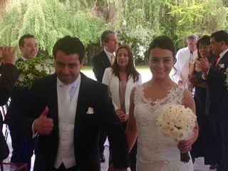 El matrimonio de Yesenia  y Francisco