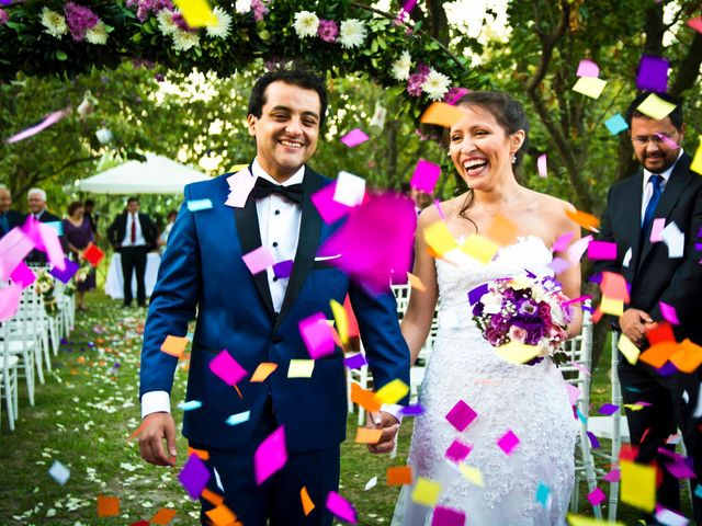 El matrimonio de Natalia y Pablo