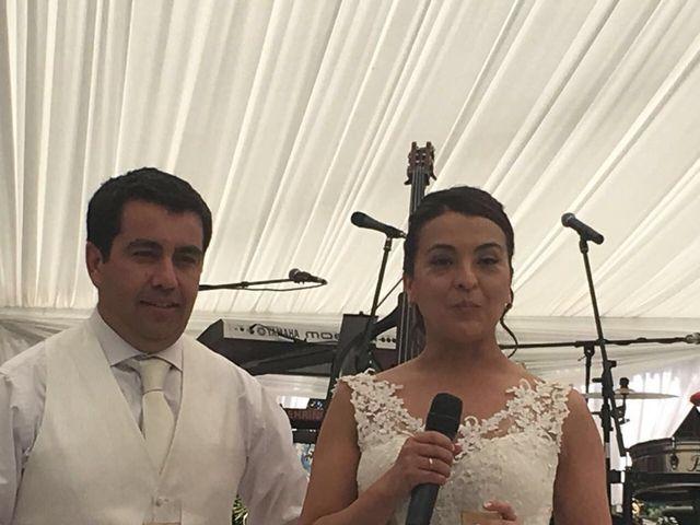 El matrimonio de Francisco  y Yesenia  en Curacaví, Melipilla 2