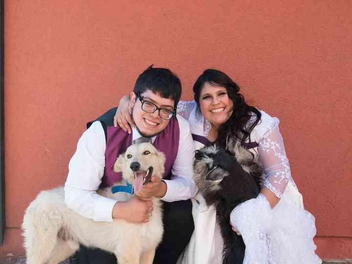 El matrimonio de Francisca  y Eric