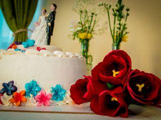El matrimonio de Rocio y Francisco 1