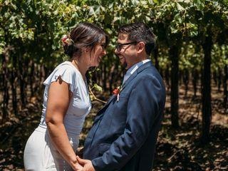 El matrimonio de Toty y Cristian  2