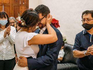 El matrimonio de Toty y Cristian  3