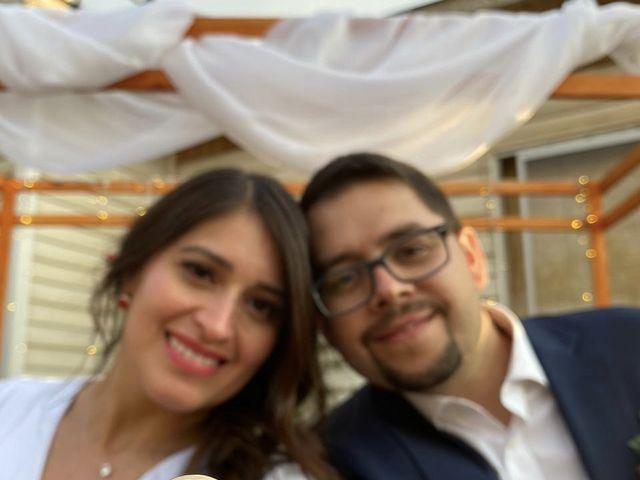 El matrimonio de Toty y Cristian