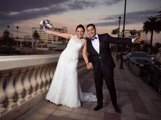 El matrimonio de Beatriz y Herman 3