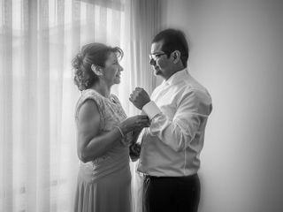 El matrimonio de Hernan y Mariely 1