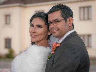 El matrimonio de Hernan y Mariely