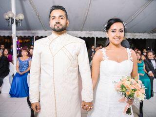 El matrimonio de Gloria y Aarón