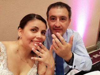 El matrimonio de Henry y Marcela