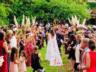 El matrimonio de Valentina y Juan Pablo